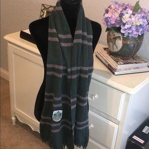 Harry Potter slytherin scarf